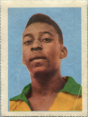 Pelé Rookie Cards Gallery and Autograph Memorabilia Guide 5