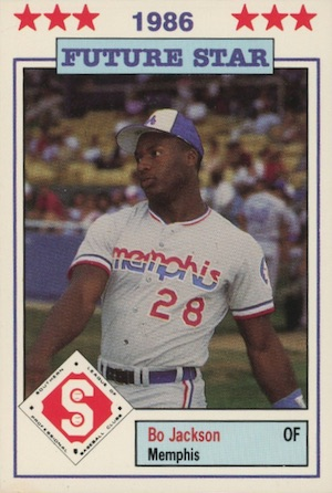 Bo Jackson Rookie Cards and Memorabilia Guide 6