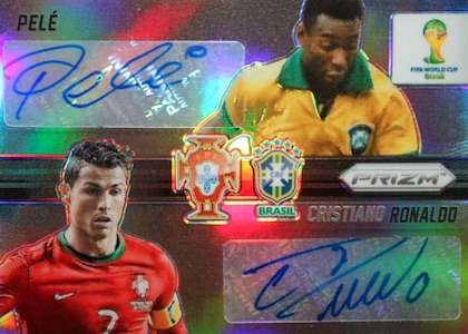 Goooooaaal! Top Pelé Cards to Collect 16