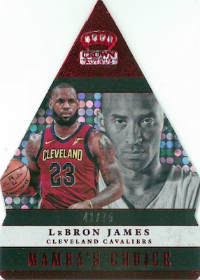 2017-18 Panini Crown Royale Basketball Cards 29