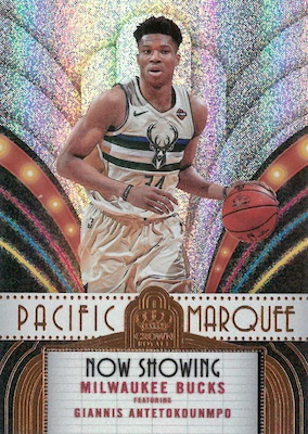 2017-18 Panini Crown Royale Basketball Cards 4