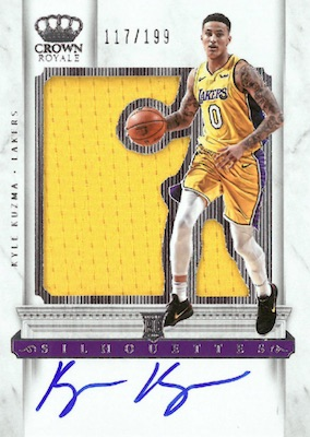 2017-18 Panini Crown Royale Basketball Cards 5