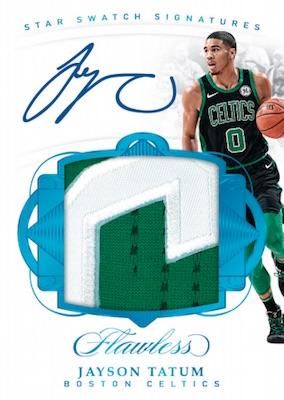 2017-18 Panini Flawless Basketball Cards 5