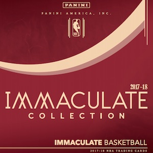 fd4188ad93d 2017-18 Panini Immaculate Collection Basketball Checklist