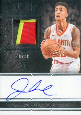 2017-18 Panini Noir Basketball