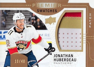 2017-18 Upper Deck Premier Hockey Cards 42