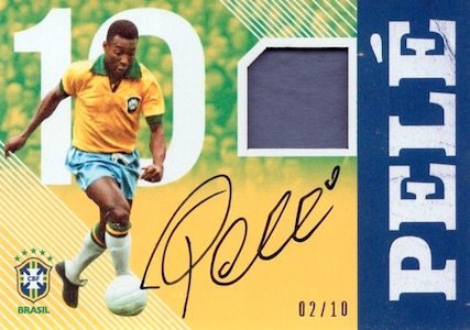 Goooooaaal! Top Pelé Cards to Collect 15