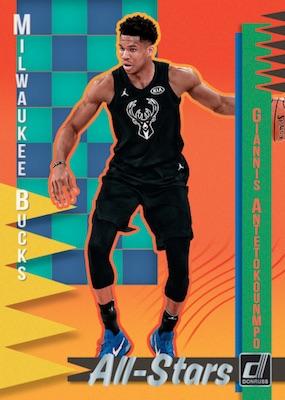 2018-19 Donruss Basketball