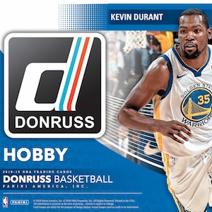 2018-19 Donruss Basketball Checklist 42436fb04