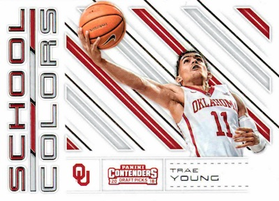 2018-19 Panini Contenders Draft Picks Basketball Cards 33