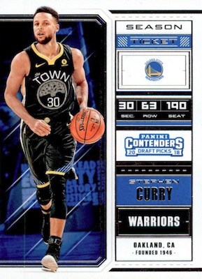 2018-19 Panini Contenders Draft Picks Basketball Cards 24