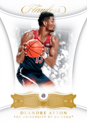 2018-19 Panini Flawless Collegiate Basketball Cards 3