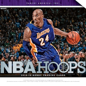 88151d728c25f 2018-19 Panini NBA Hoops Basketball Checklist