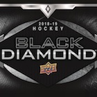 2018-19 Upper Deck Black Diamond Hockey Cards