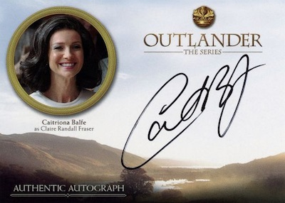 2018 Cryptozoic Outlander Season 3