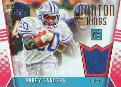 2018 Donruss Football Cards 30