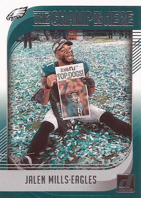 2018 Donruss Football Cards 4
