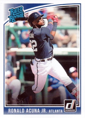 Ronald Acuna Jr. Rookie Cards Checklist and Gallery 7