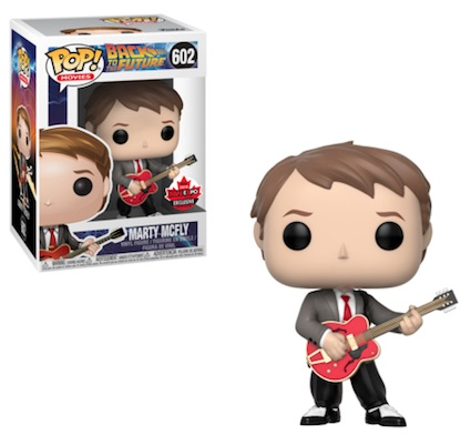 Funko Pop Back to the Future Vinyl Figures 10