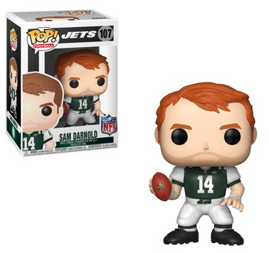 2018 Funko Pop NFL Football Figures - Legends! 50
