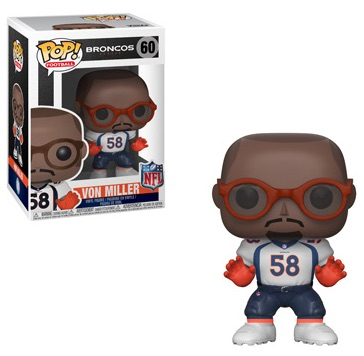 2018 Funko Pop NFL Football Figures - Legends! 26