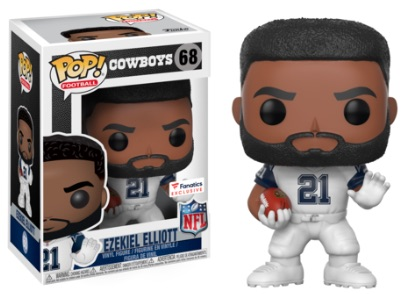 Ultimate Funko Pop NFL Football Figures Checklist and Gallery - 2020 Legends Figures 94