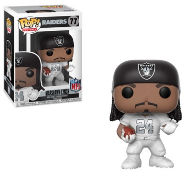 2018 Funko Pop NFL Football Figures - Legends! 32