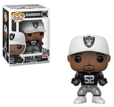 2018 Funko Pop NFL Football Figures - Legends! 39