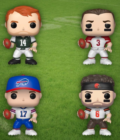 2018 Funko Pop NFL Football Figures - Legends! 1