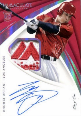 Shohei Ohtani Rookie Cards Checklist and Gallery 19