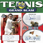 2018 Leaf Grand Slam Tennis Cards