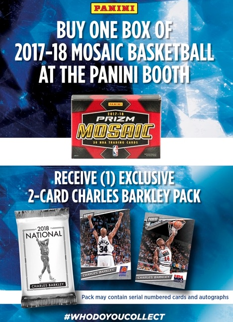 2018 National Sports Collectors Convention Guide 38