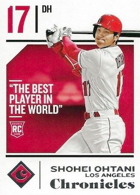 Shohei Ohtani Rookie Cards Checklist and Gallery 21