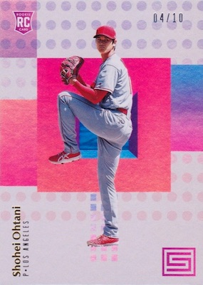 Shohei Ohtani Rookie Cards Checklist and Gallery 23