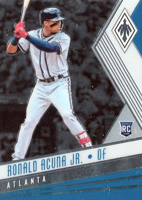 Ronald Acuna Jr. Rookie Cards Checklist and Gallery 13