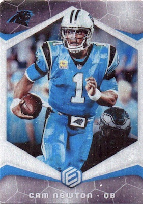 2018 Panini Elements Football Cards 3