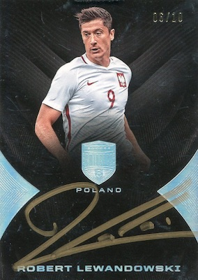 2018 Panini Eminence Soccer Cards 26