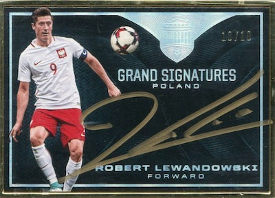 2018 Panini Eminence Soccer Cards 28