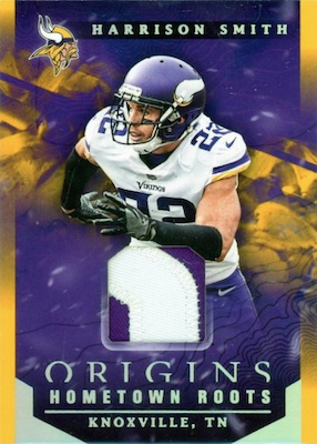 2018 Panini Origins Football Cards 34