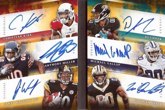 2018 Panini Origins Football Cards 32