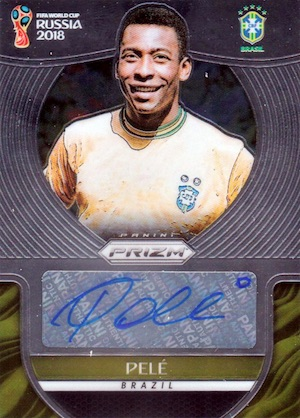 Goooooaaal! Top Pelé Cards to Collect 14