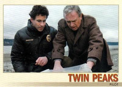 2018 Rittenhouse Twin Peaks Trading Cards 23