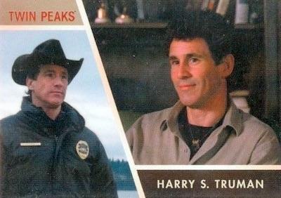 2018 Rittenhouse Twin Peaks Trading Cards 26