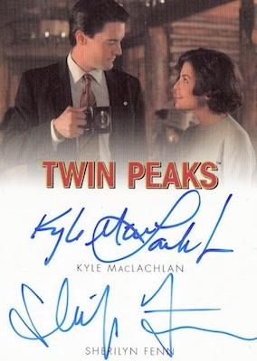 2018 Rittenhouse Twin Peaks Trading Cards 25