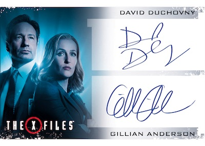 2018 Rittenhouse X-Files Seasons 10 & 11 Trading Cards 4