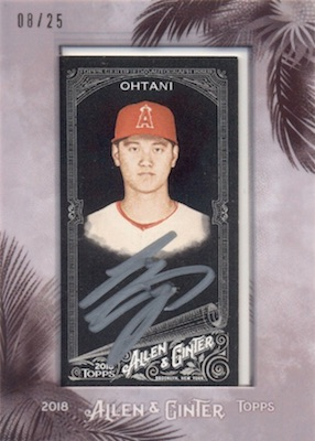 Shohei Ohtani Rookie Cards Checklist and Gallery 40