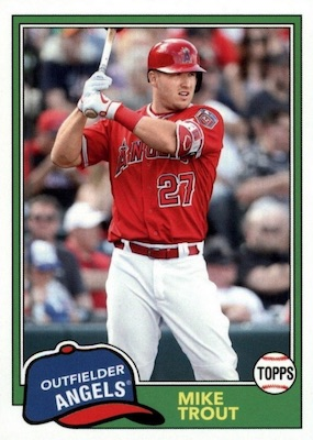 2018 Topps Archives Baseball Cards