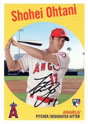 Shohei Ohtani Rookie Cards Checklist and Gallery 42