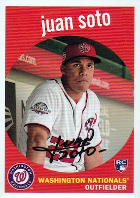 Juan Soto Rookie Cards Checklist and Top Prospect Cards 9