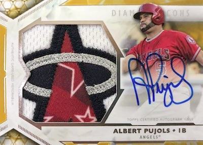2018 Topps Diamond Icons Baseball